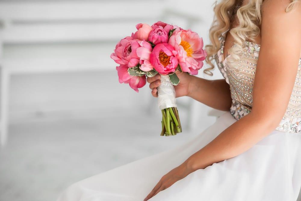 Most Popular Wedding Flowers - Peony