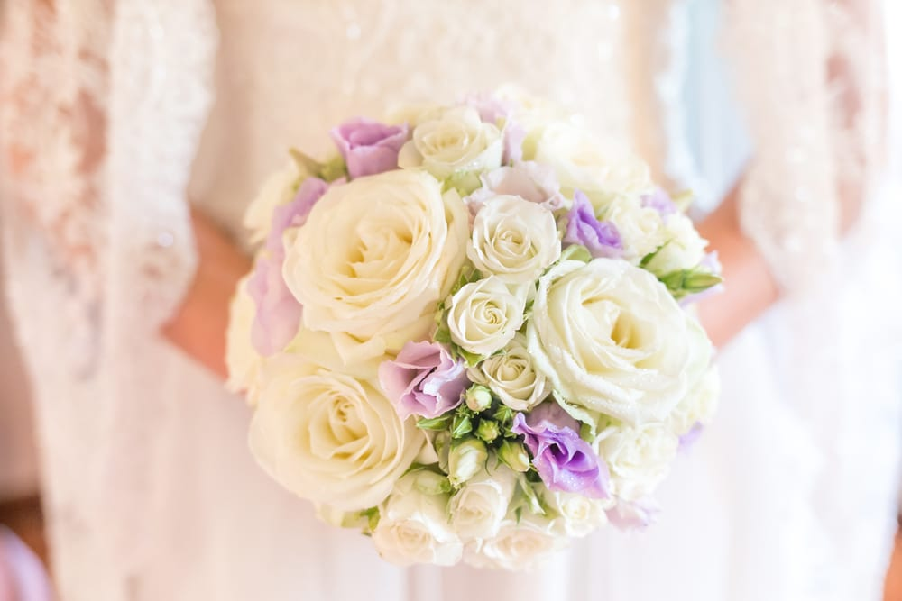 Most Popular Wedding Flowers - Rose