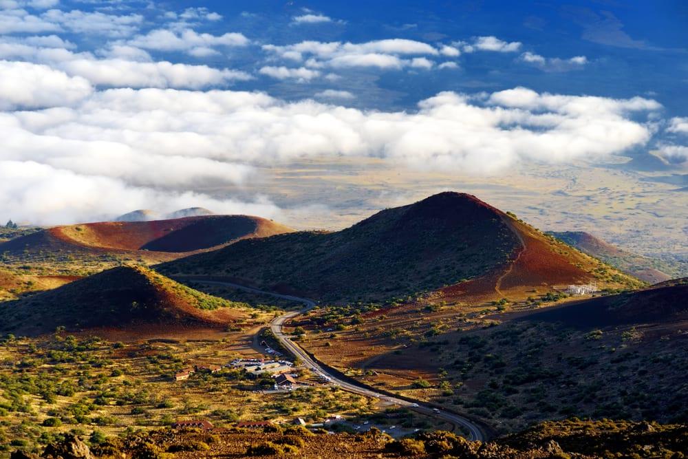 Most Stunning Volcanoes - Mauna Loa