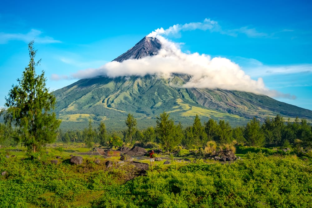 Most Stunning Volcanoes - Mayon Volcano