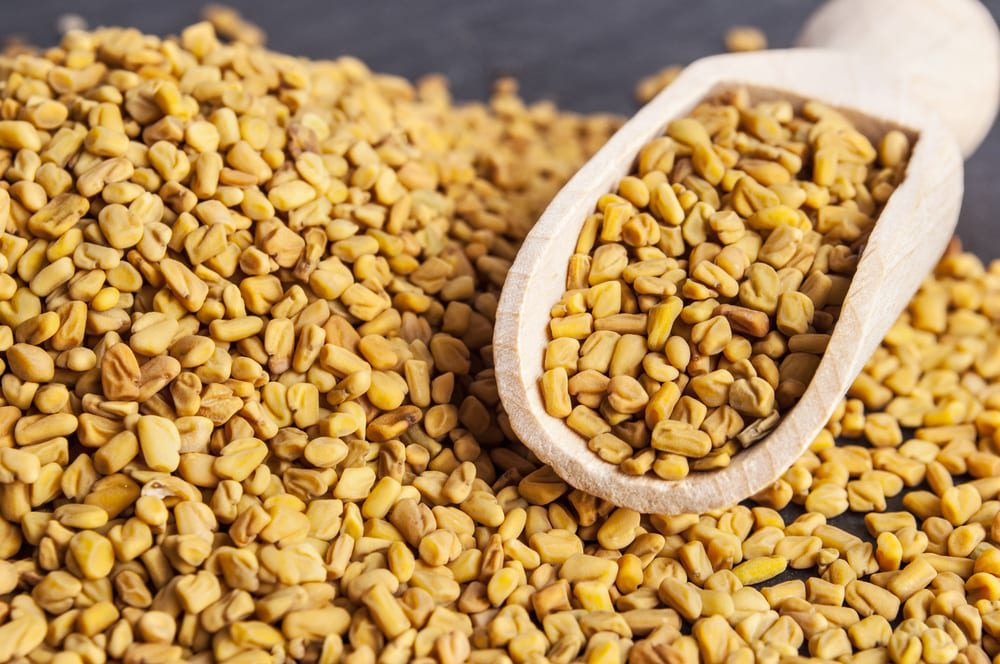 Most Nutritious Seeds - Fenugreek seeds