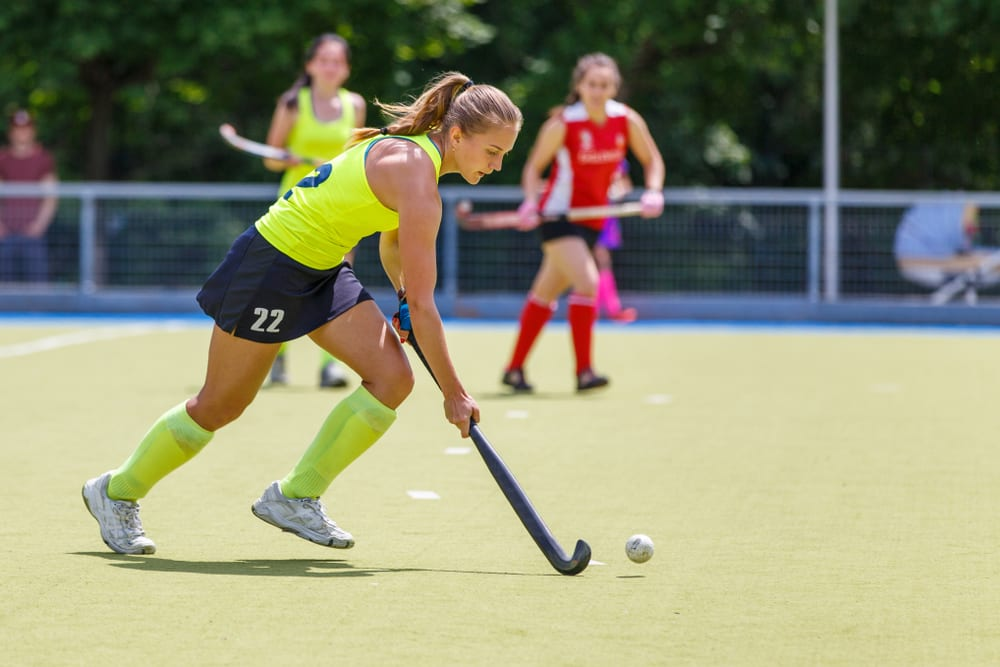 Most Popular Sports for Girls - Field Hockey