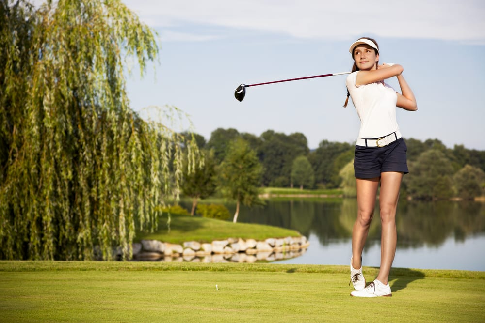 Most Popular Sports for Girls - Golf