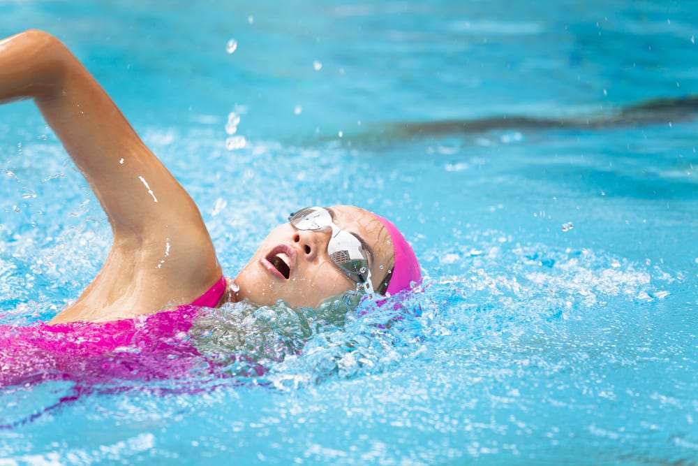 Most Popular Sports for Girls - Swimming