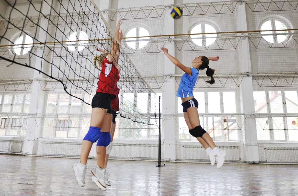 Most Popular Sports for Girls - Volleyball