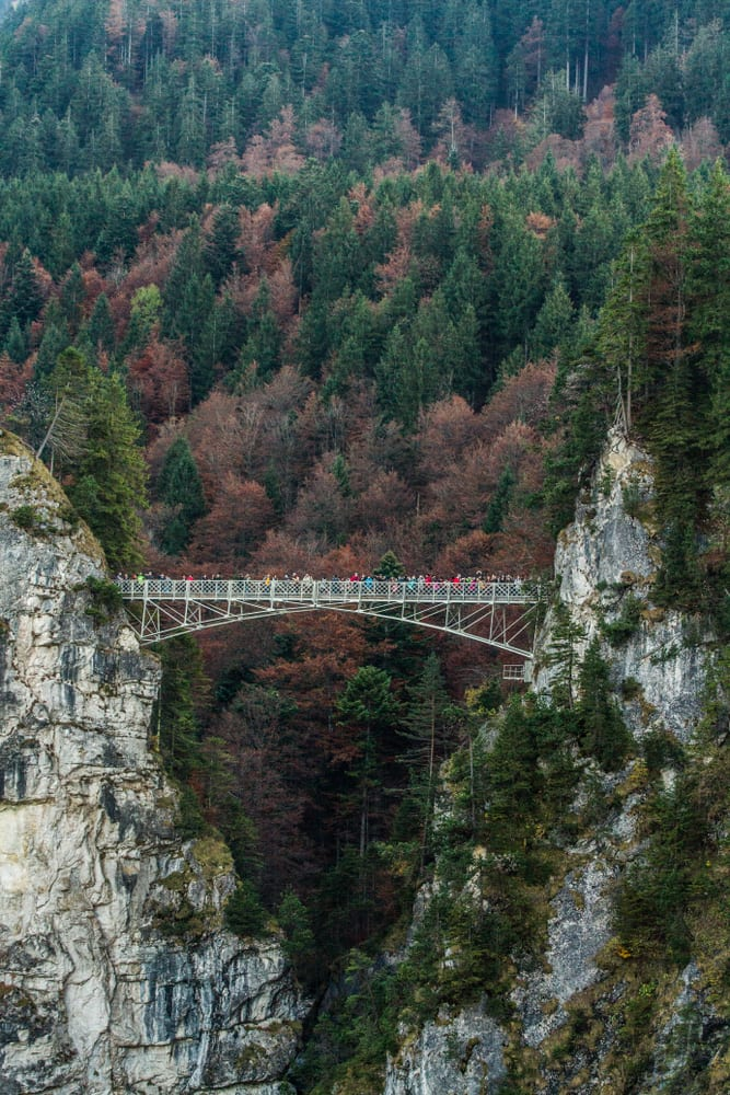 Most Dangerous Bridges - Marienbrücke