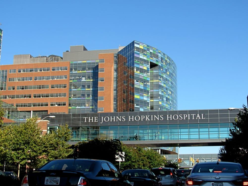Most Advanced Hospitals - Johns Hopkins Hospital
