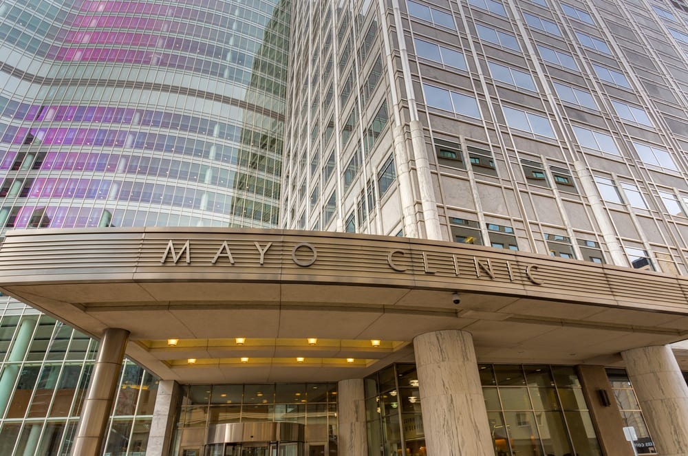 Most Advanced Hospitals - Mayo Clinic