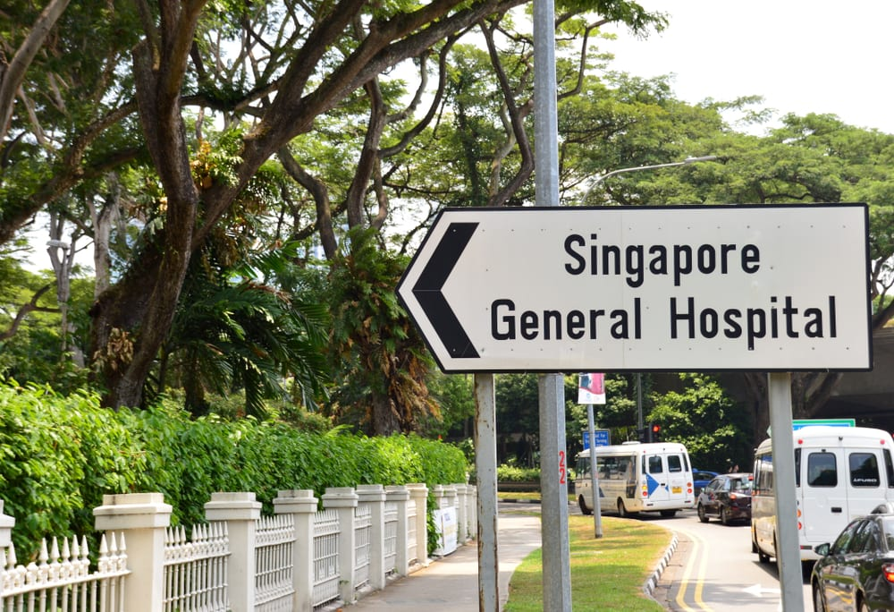 Most Advanced Hospitals - Singapore General Hospital