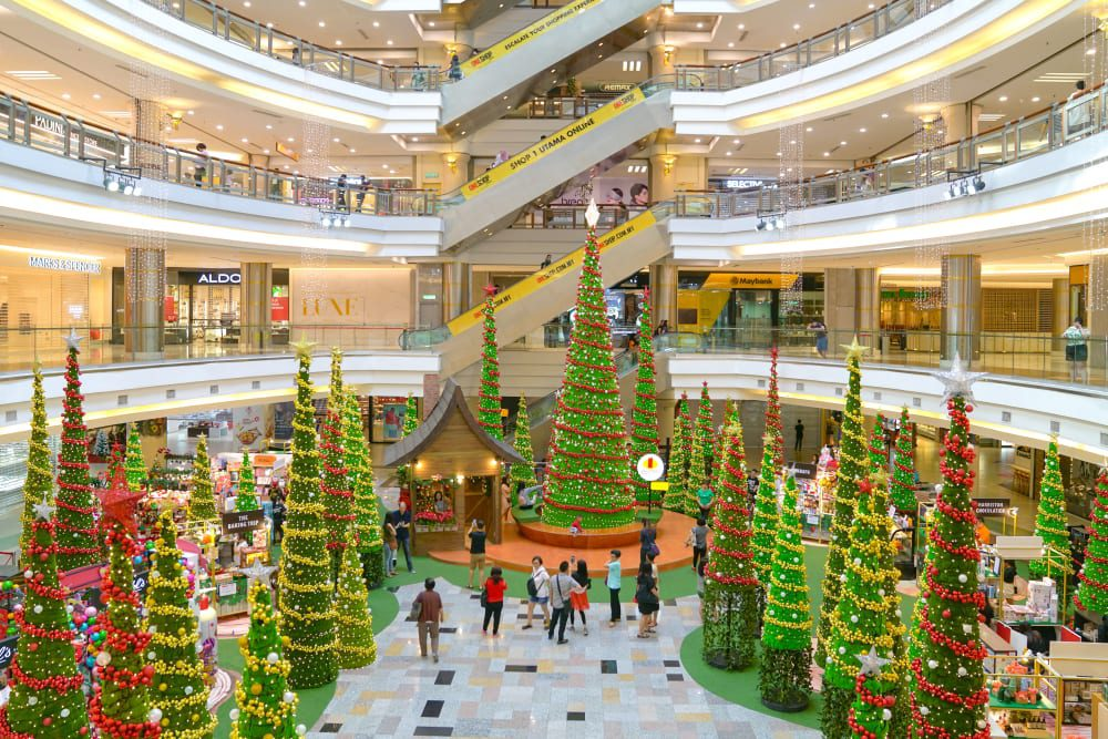Largest Malls in the world - Utama