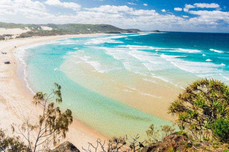 Most Dangerous Beaches - Fraisier Island Beaches