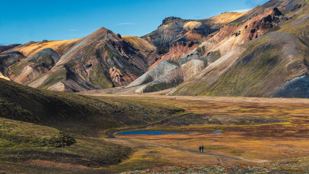 Most Silent Places - Landmannalaugar
