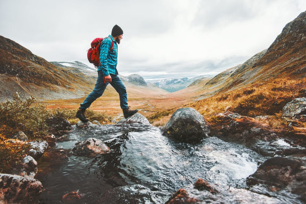 Most Relaxing Ways to burn your Calories - Backpacking