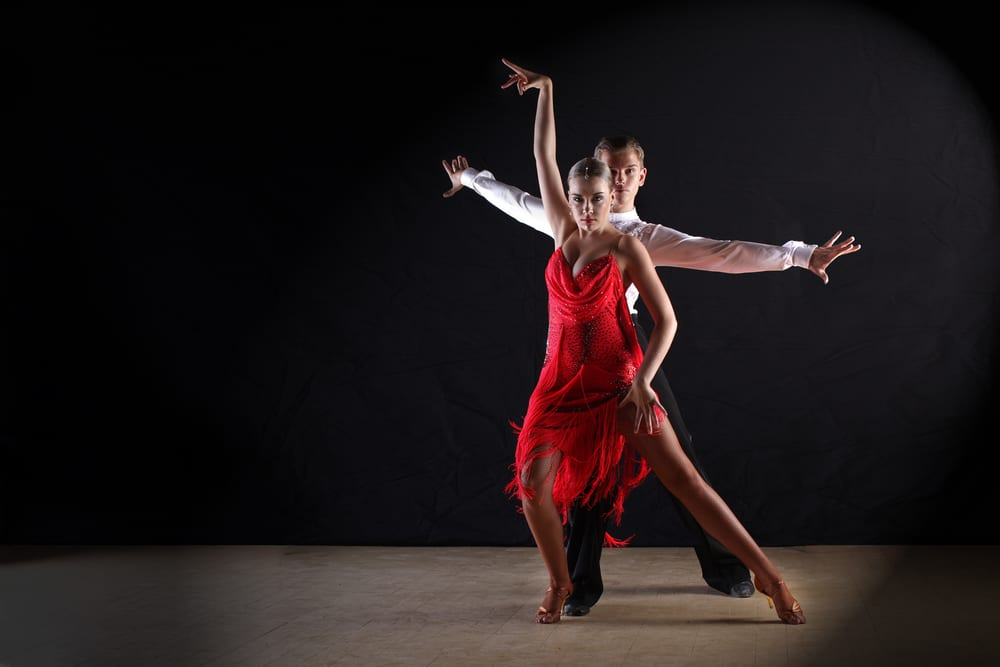 Most Relaxing Ways to Burn your Calories - Ballroom Dancing