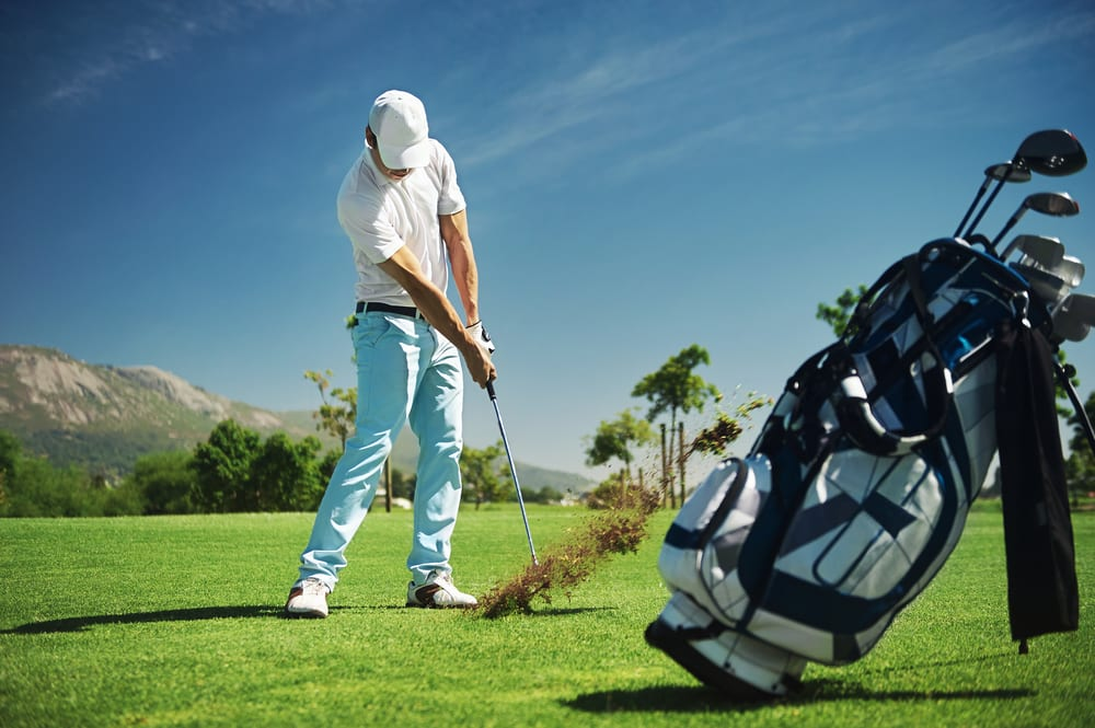 Most Relaxing Ways to Burn your Calories - Golfing