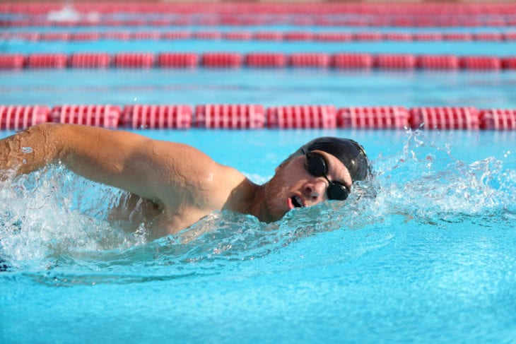 Most Relaxing Ways to Burn your Calories - Moderate or light lap swimming