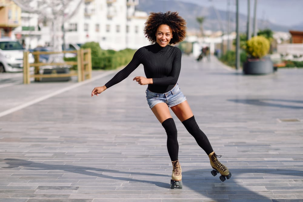 Most Relaxing Ways to Burn your Calories - Rollerblading