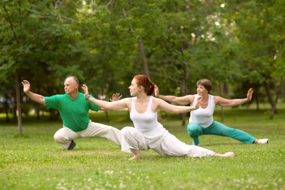 Most Relaxing Ways to Burn your Calories - Tai Chi