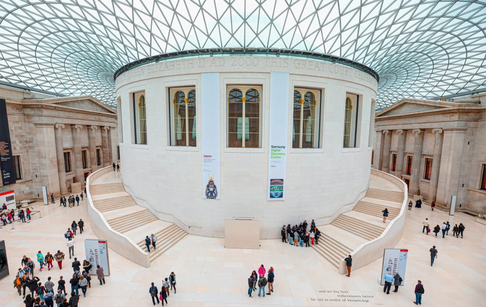 Most Visited Museums - British Museum