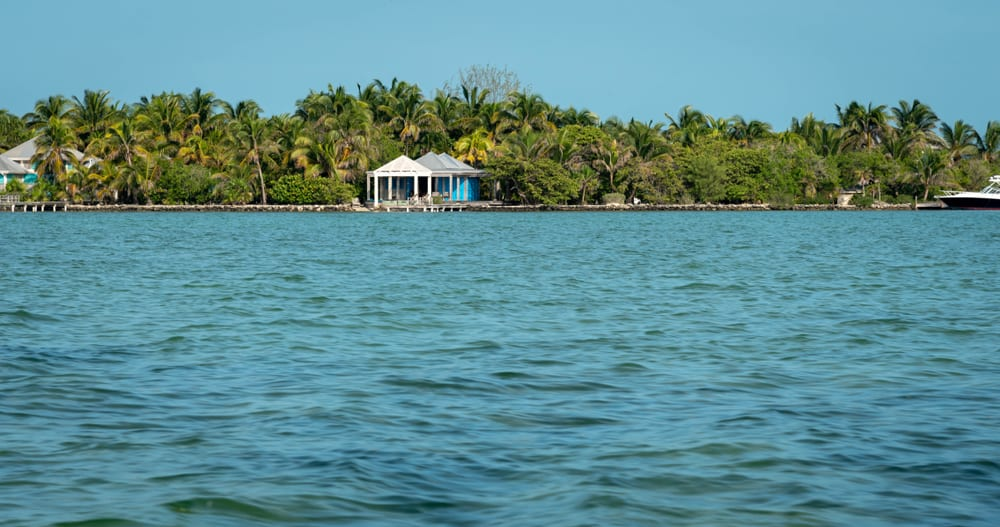 Most expensive resorts - Cayo Espanto in Belize