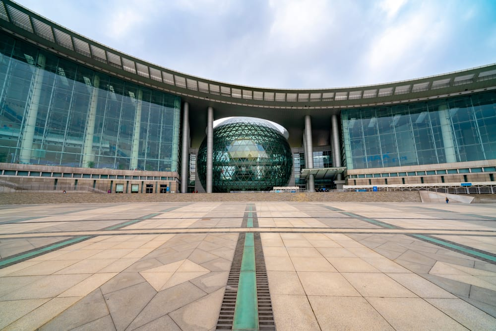 Most Visited Museums - Shanghai Science & Technology Museum