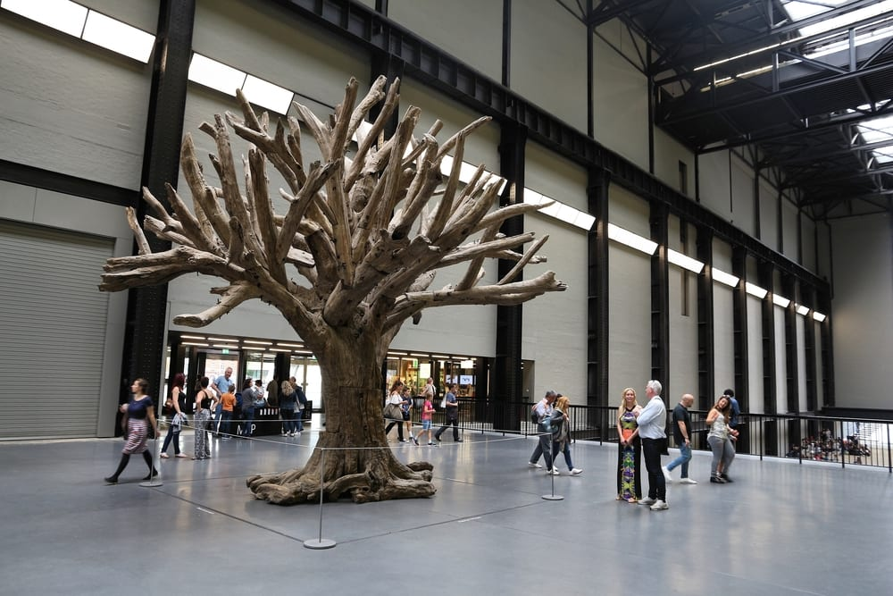 Most Visited Museums - Tate Modern