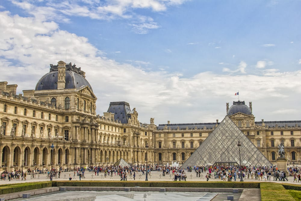 Most Visited Museums - The Louvre