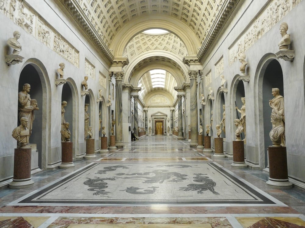 Most Visited Museums - Vatican Museum