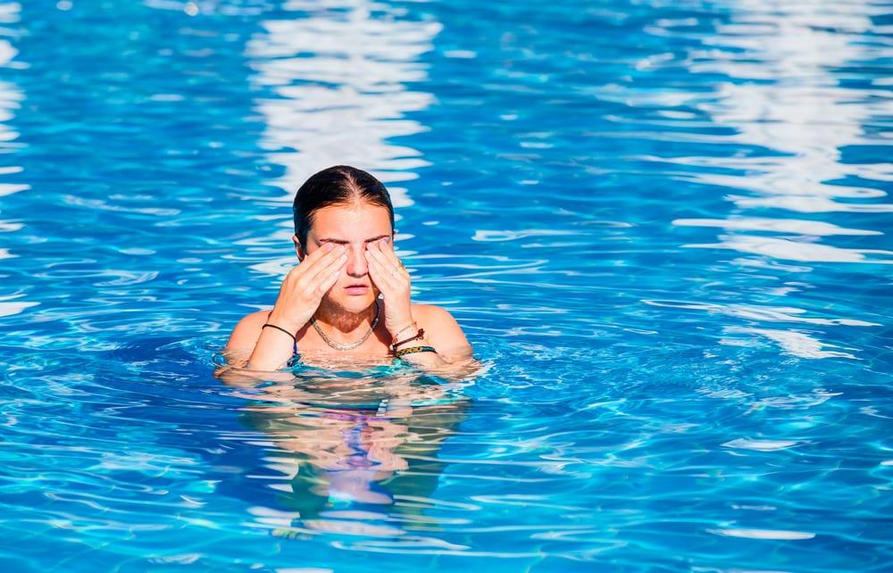 Rarest diseases - water allergy