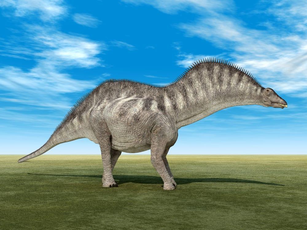 Most Bizarre Dinosaurs - Amargasaurus