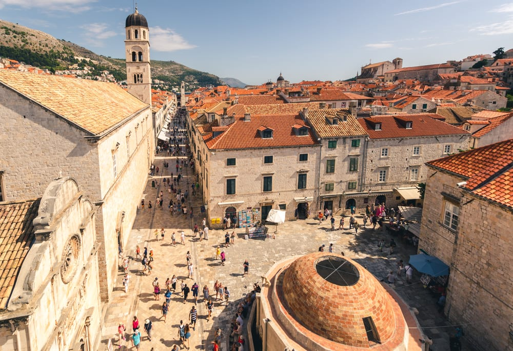Most Walkable Cities - Dubrovnik
