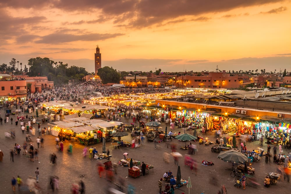Most Walkable Cities - Marrakech