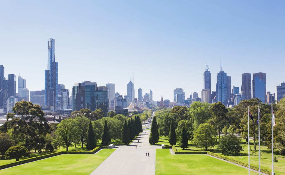 Most Walkable Cities - Melbourne