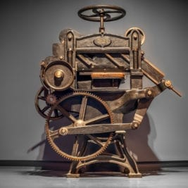 Most Outstanding Inventions - Printing Press