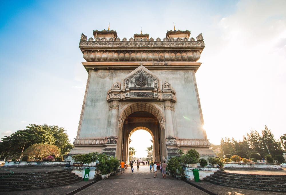 Most Walkable Cities - Vientiane