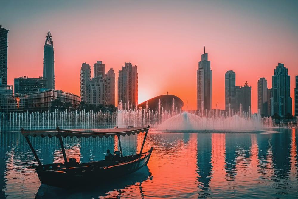 Most Instagrammable Places - Dubai