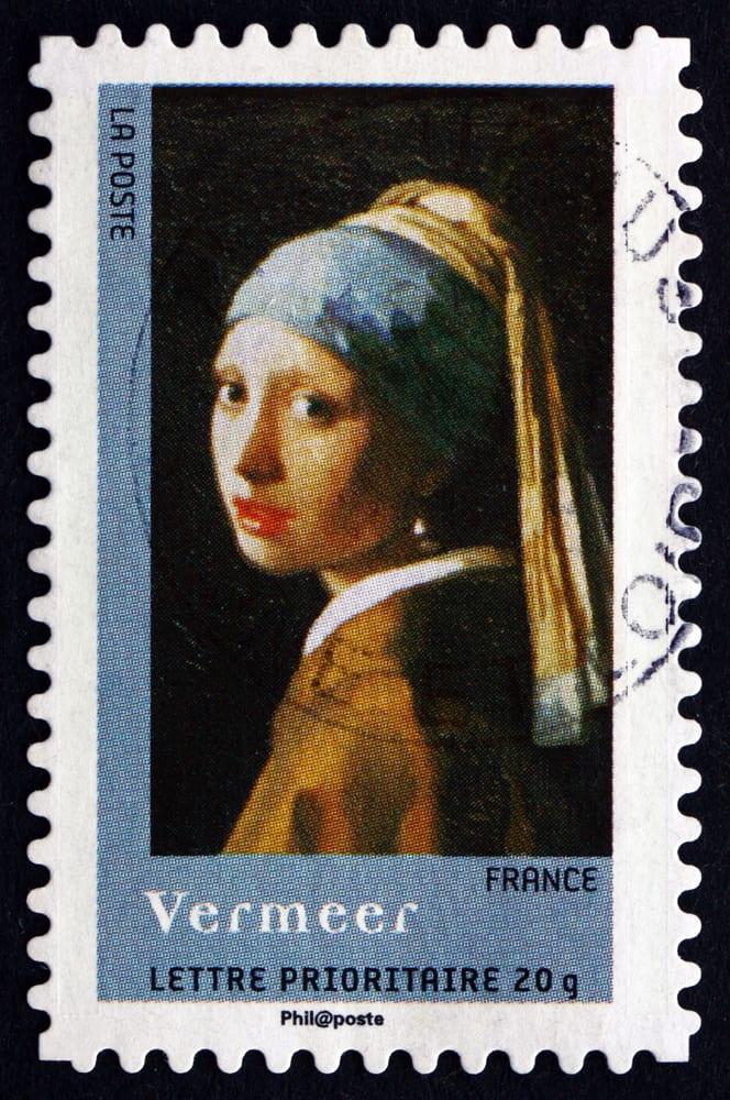 Most Popular Artists - Jan Vermeer