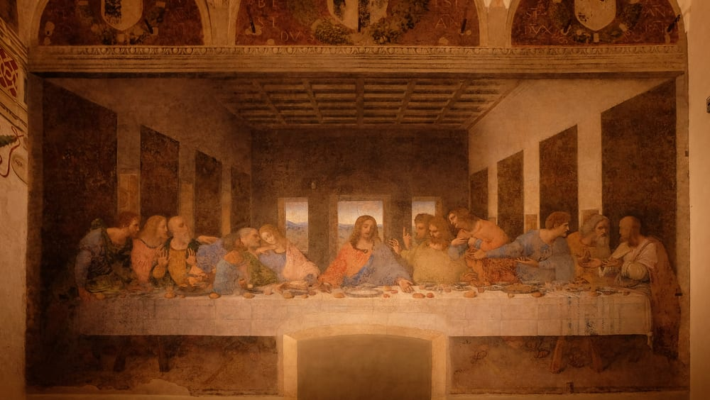Most Popular Artists - Leonardo da Vinci