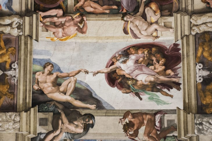 Most Popular Artists - Michelangelo