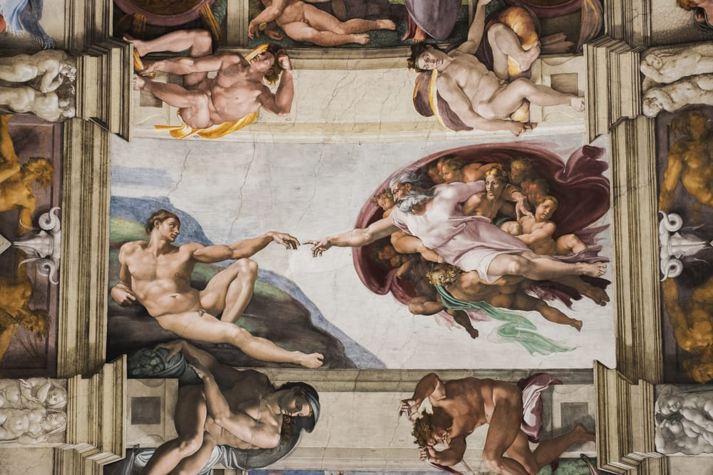 Most Popular Artists - Michelangelo