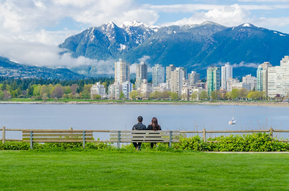 Most Instagrammable Places - Vancouver Canada