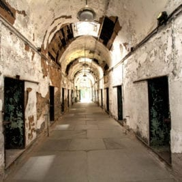 Most Haunted Places in America - Eastern State Penitentiary