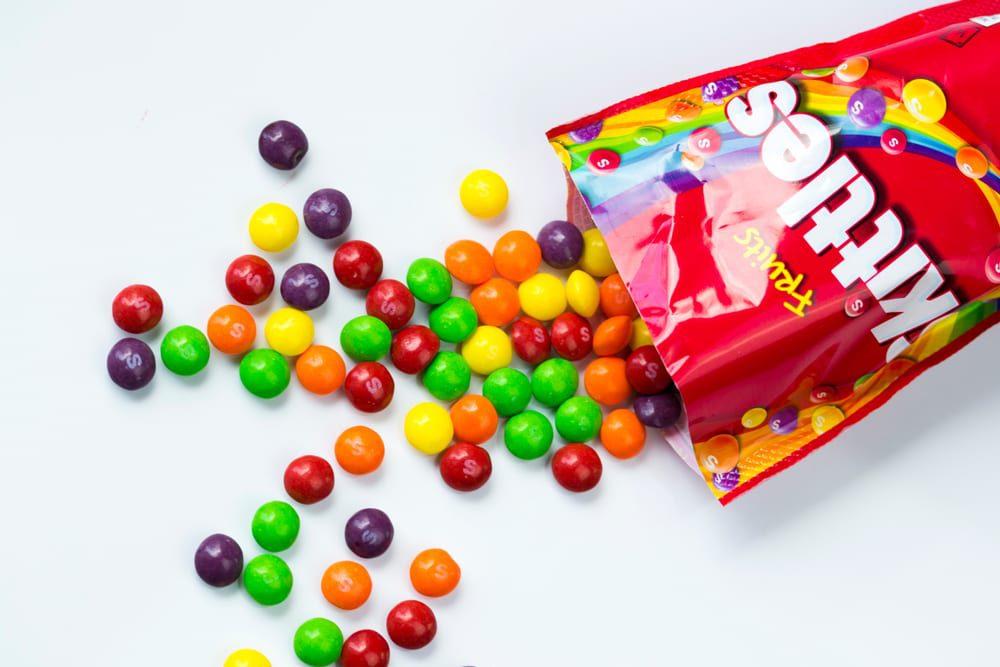Most Popular Halloween Candies - Skittles