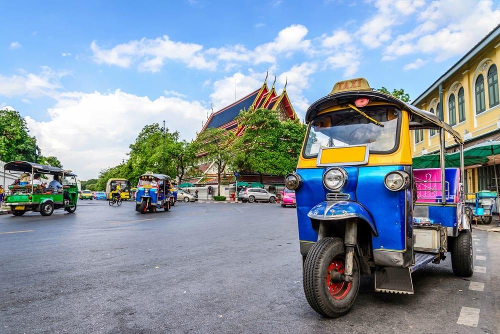 Most Dangerous Tourist Destinations - Thailand