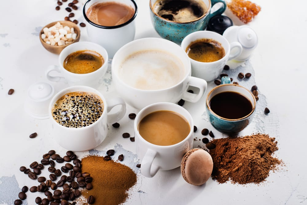 Most Common Reasons Why We Love Coffee - coffee has lots of variety