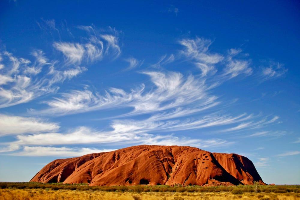 Rarest Rocks - Ayers Rock in Australia