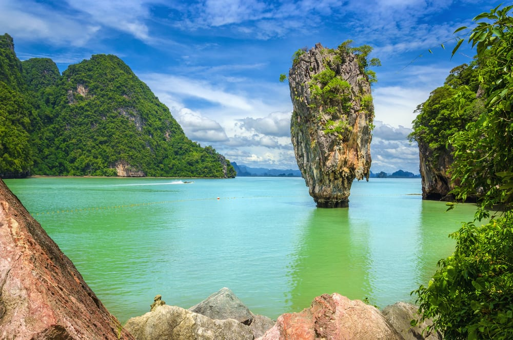 Rarest Rocks - Ko Tapu Island in Thailand