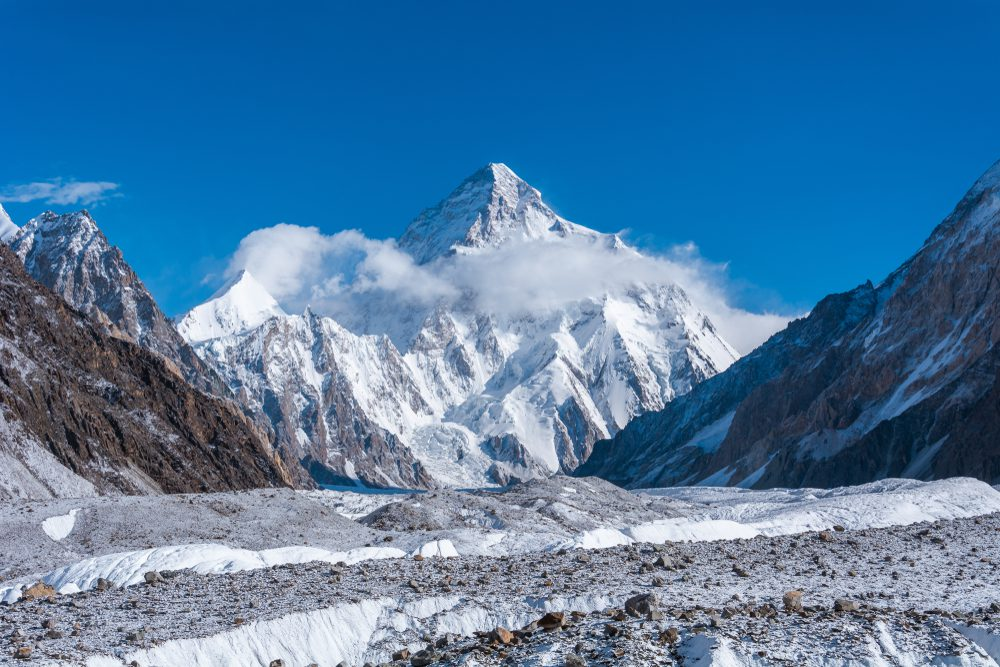 Most Dangerous Mountains - K2