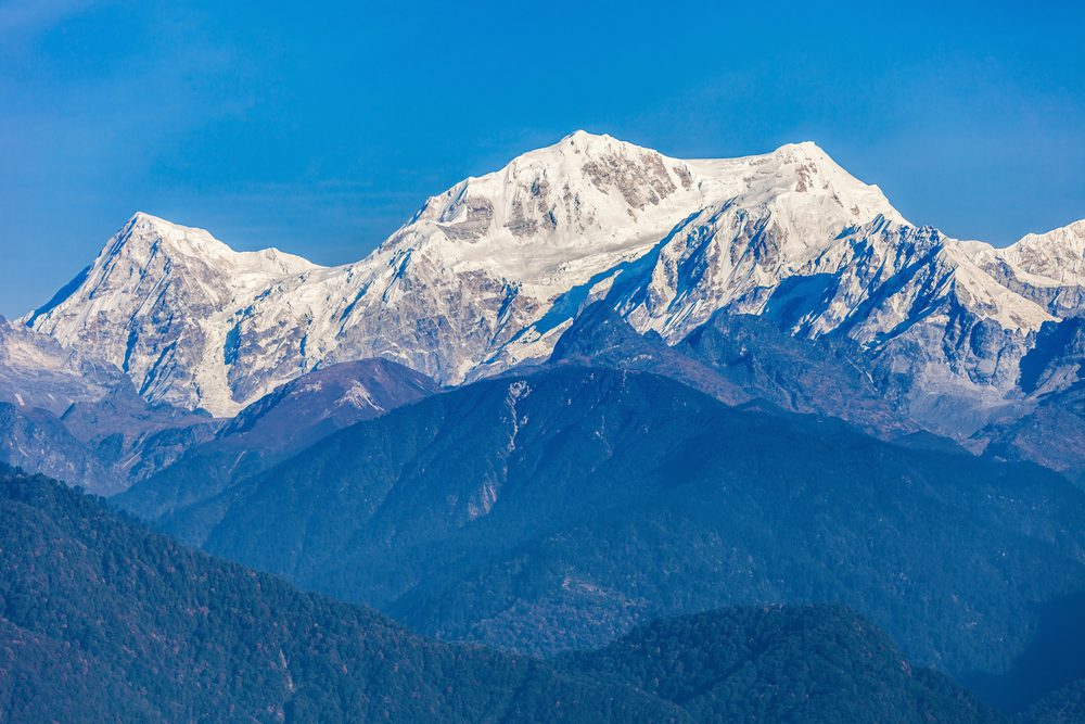 Most Dangerous Mountains - Kangchenjunga