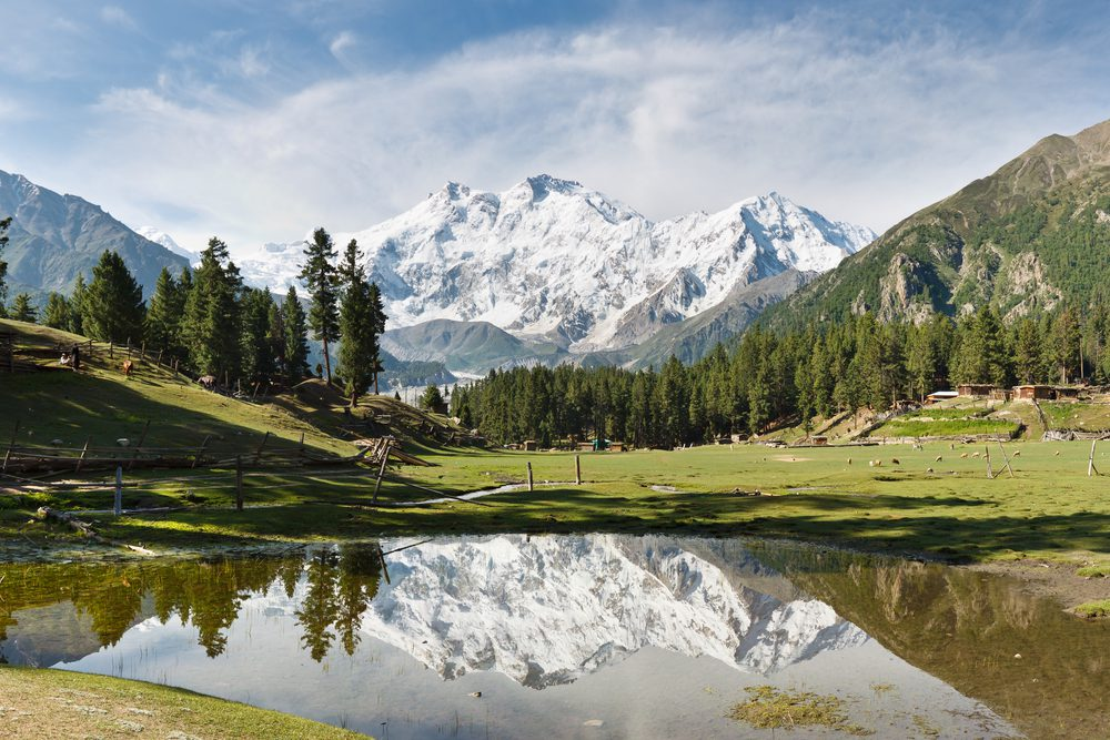 Most Dangerous Mountains - Nanga Parbat